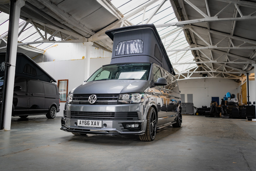 2016 VW T6 Highline - Stage 2 200bhp - Off Grid with Pop Top - 12th July