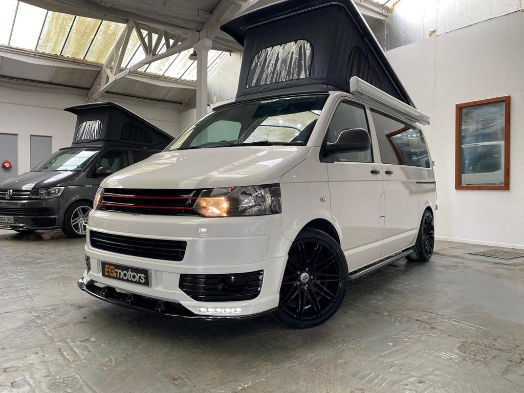 2015 VW T5.1 Highline - 2.0 TDI - Off Grid with Pop Top Roof – 7th June