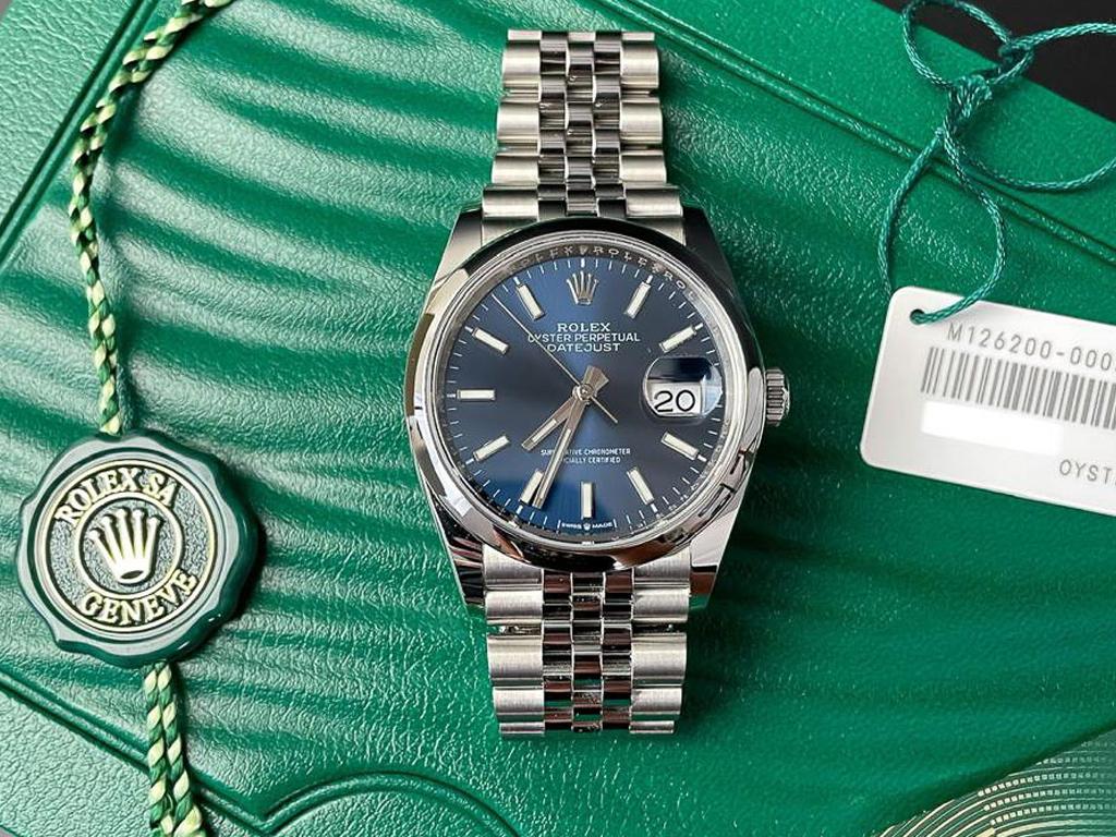 Rolex Datejust 36 - 16th Aug