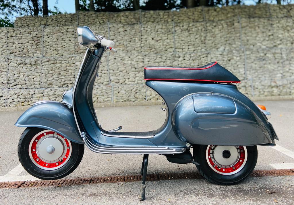 1964 Vespa 150 - 5th July