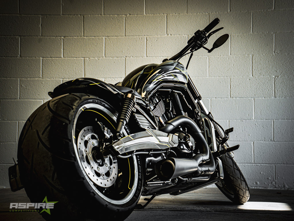 Harley Davidson Custom V Rod - Next level awesome  -  3rd May