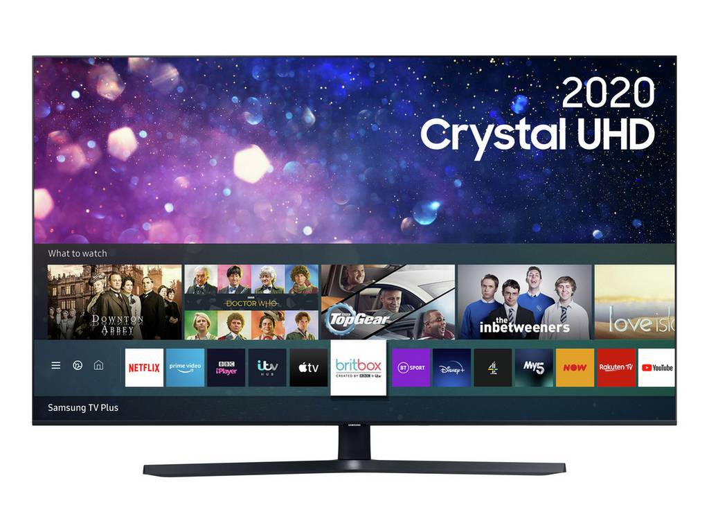Samsung 55 Inch Smart UHD HDR LED TV - 8th March