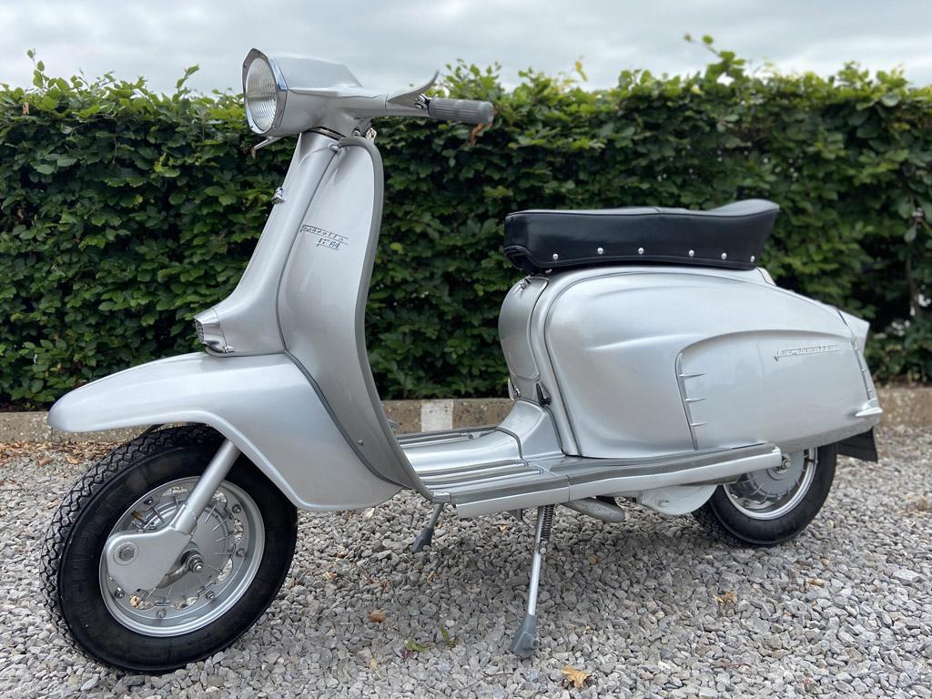 1964 Lambretta li150 Silver special - 28th June