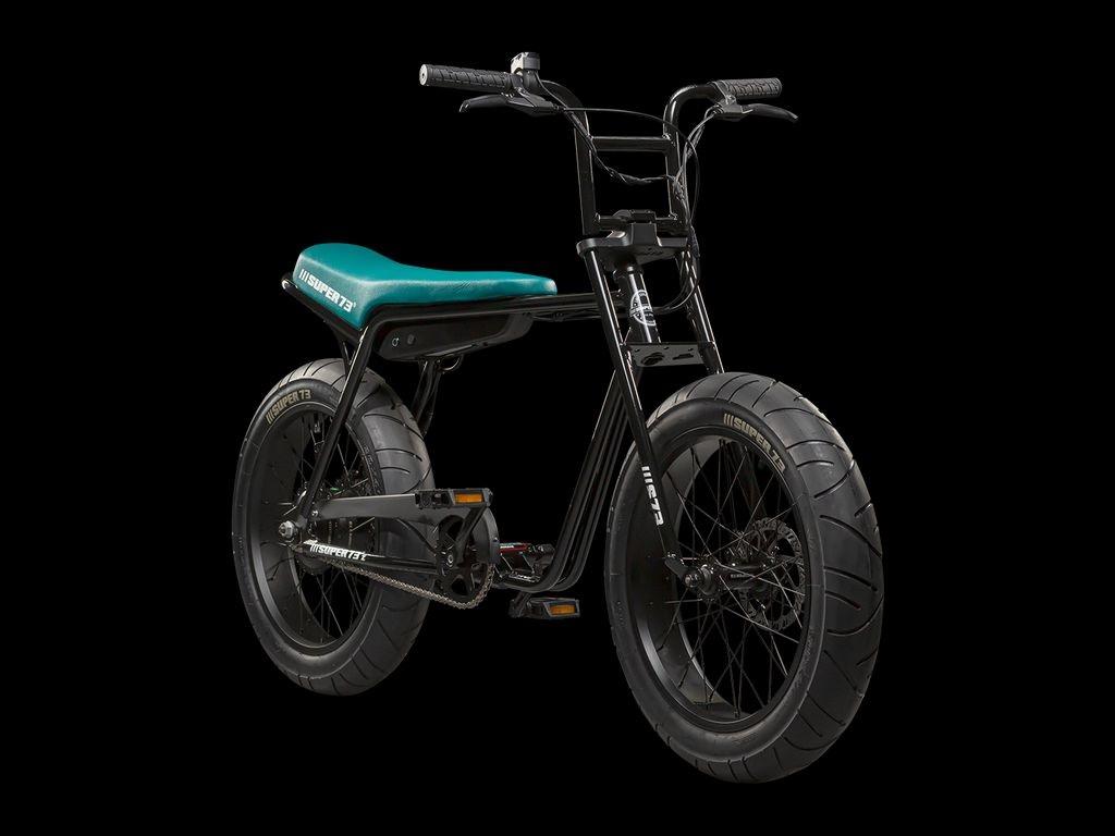 Super 73 ZG Electric Bike in Black - 26th July