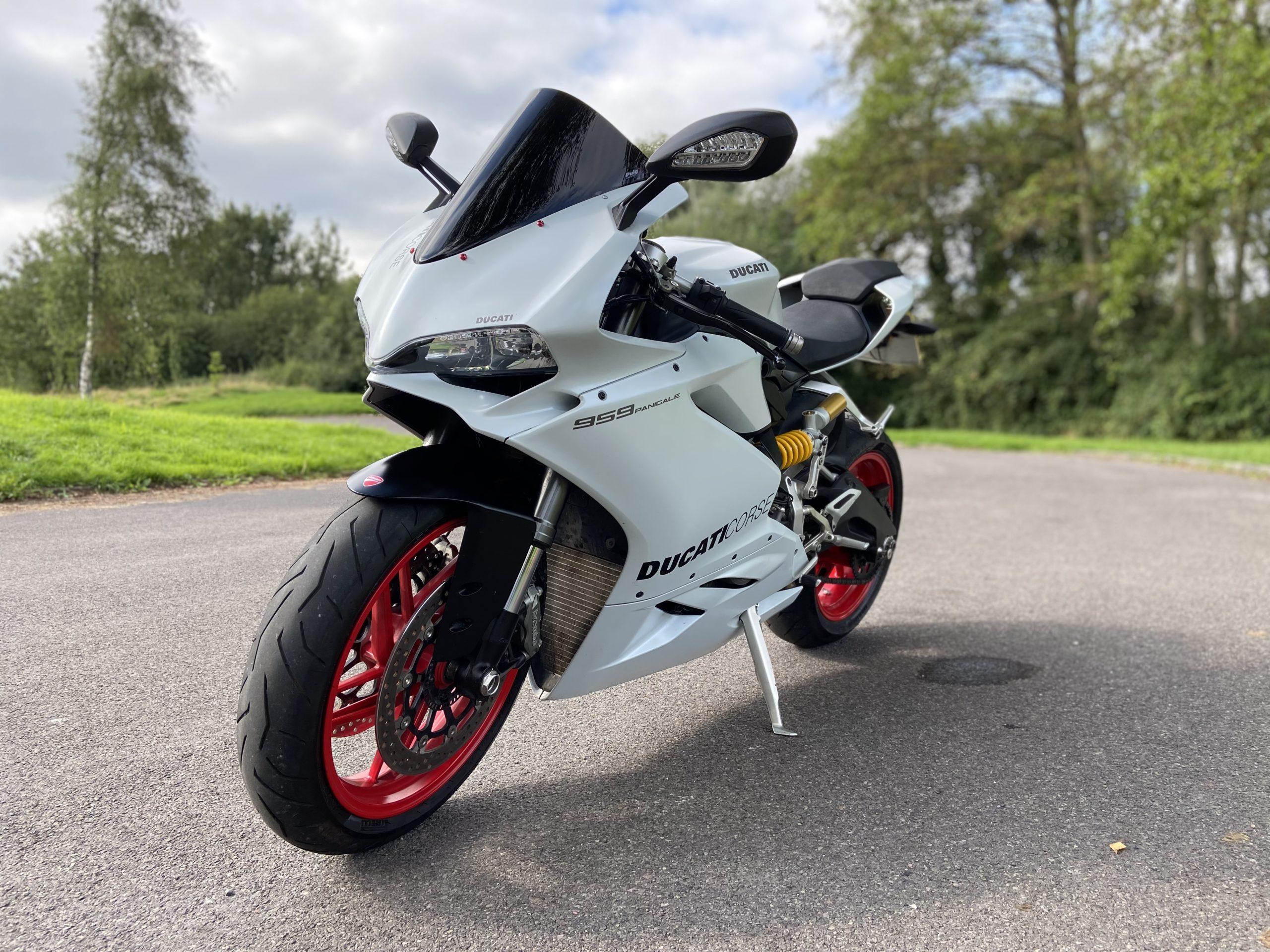 Ducati 959 Panigale - 30th Aug