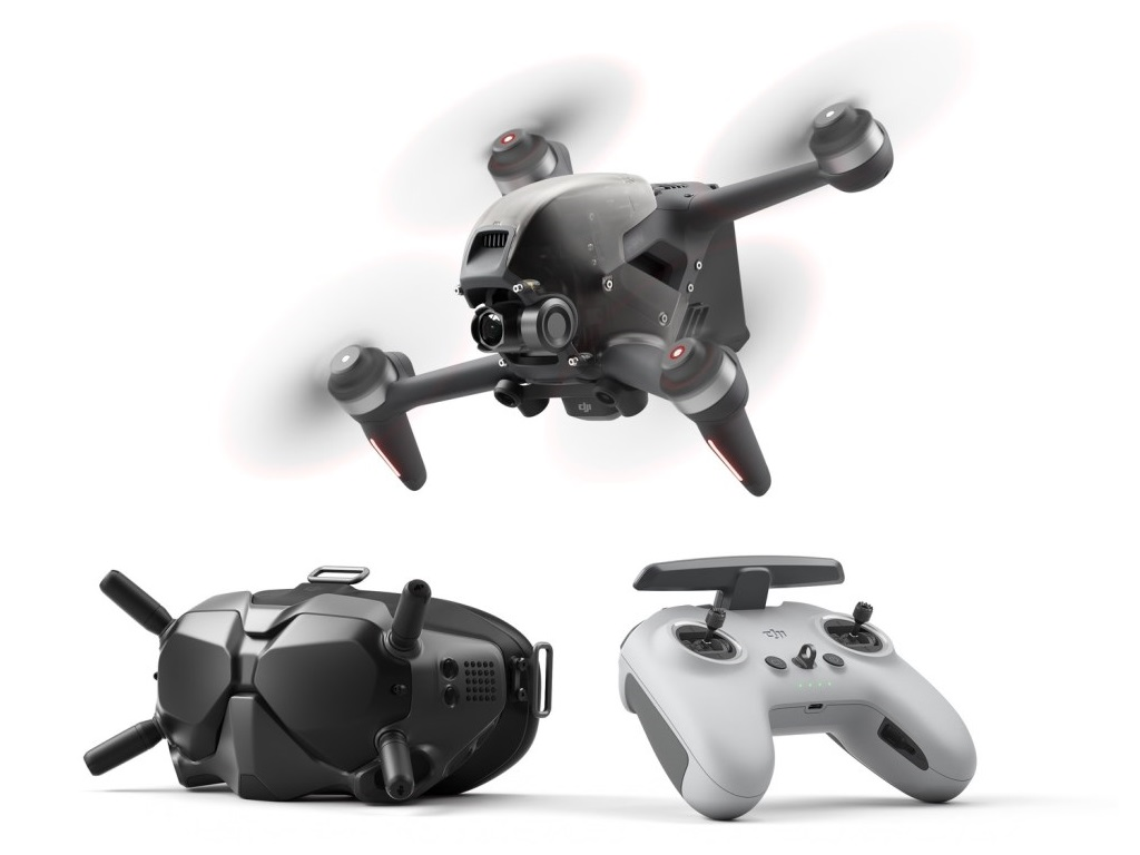 DJI Drone FPV Combo - 19th July