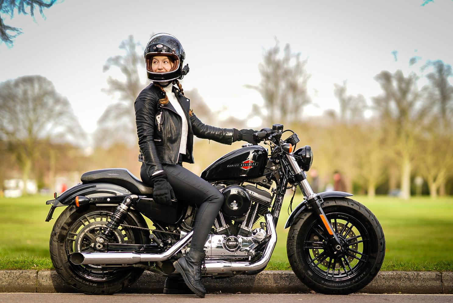 Ukbikergirl's – 2019 - Harley Davidson Sportster 1200 Forty Eight!- 31st May