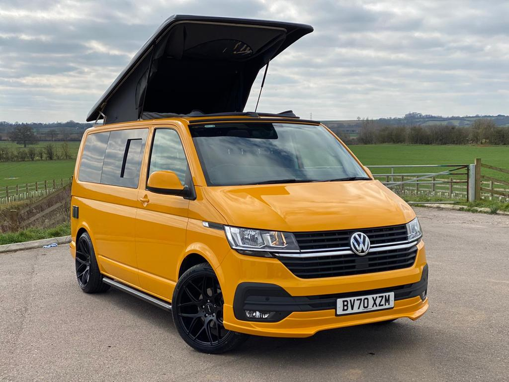 2020 VW T6.1 Highline - Bumblebee - 5th April