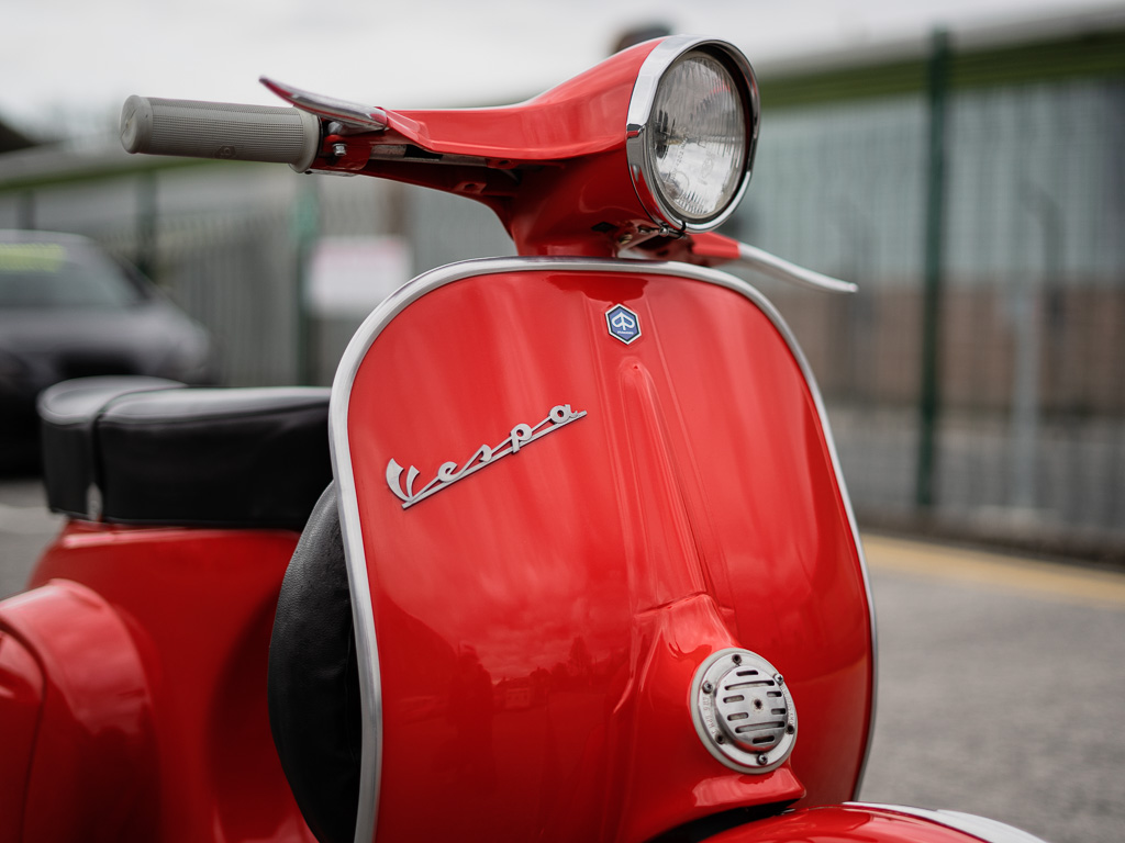 1973 Vespa 90 Racer - 19th April