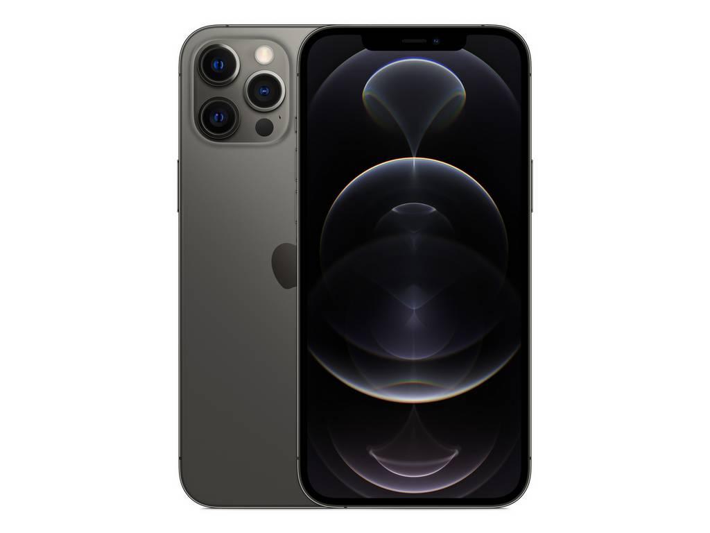 SIM Free iPhone 12 Pro Max 256GB 5G Mobile Phone - Graphite - 15th March