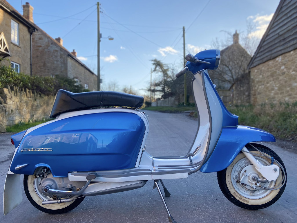 1963 Innocent Lambretta LI 150