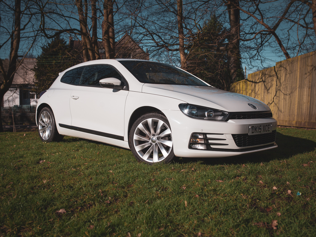 2015 VW Scirocco GT TDI